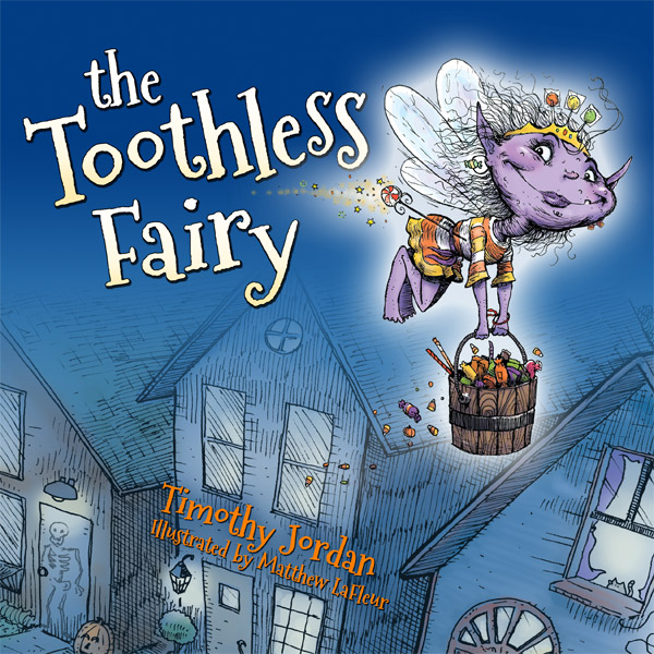 The Toothless Fairy Cover Images