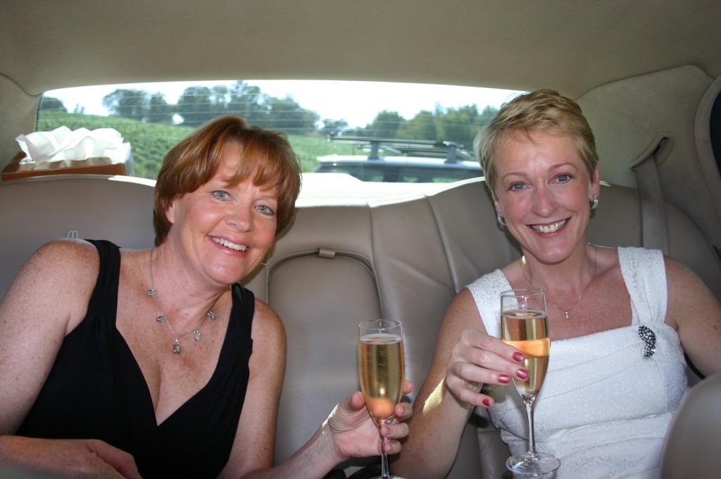 Wedding Picture Skeeter Buck & Alexandra Walterspiel