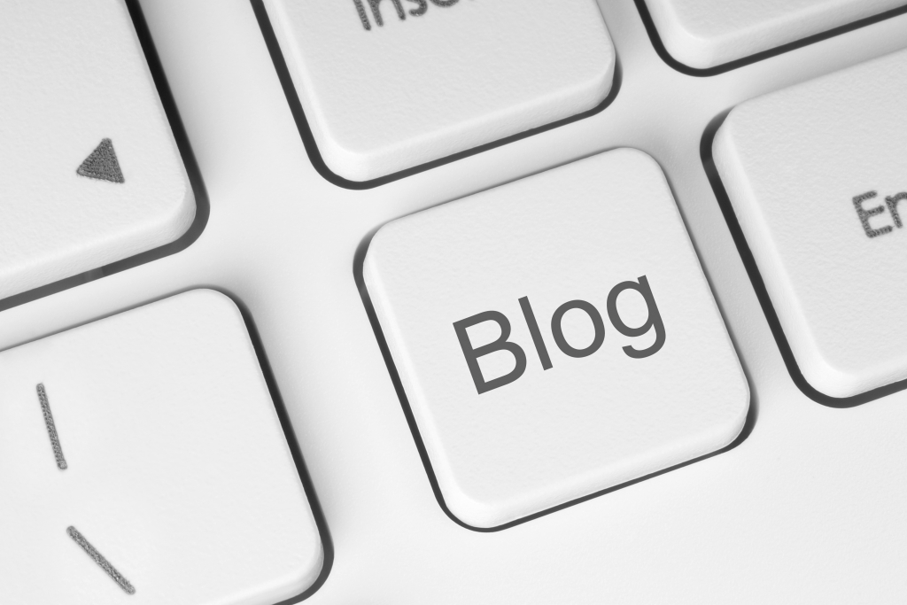 When Blogging is Your Business