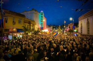 Castro, Groups, Bars, Candle Light, Gay, We are Orlando